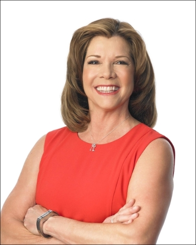 Sales executive Linda Bonnici will be honored with a lifetime achievement award from the Nevada Broadcasters Association at its gala Aug. 15. (Courtesy)