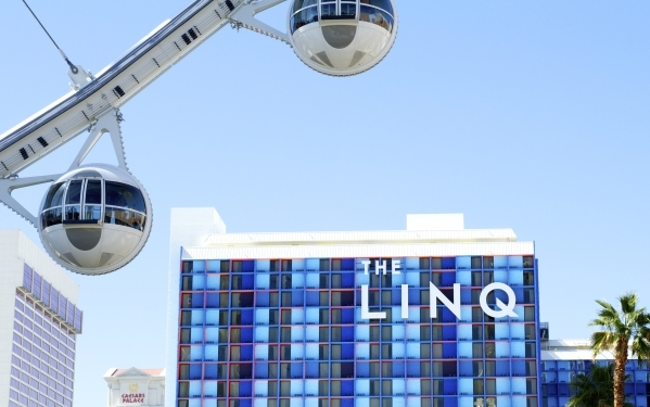 The Linq hotel has been scrubbed clean of its former identities and renovated with millenial guests in mind. (Courtesy Caaesars Entertainment)