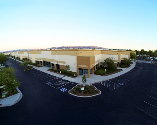 Creative Technology Group Inc. leased 22,617 square feet of industrial space in the Patrick Commerce Center at 6171 McLeod Drive, Suite B-F.  (Courtesy Colliers International)