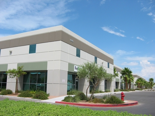 Biomet West Inc. leased 5,000 square feet of industrial space in Arrowhead Commerce Center, Building 7, at 6295 S. Pearl St., Suite 600, in Las Vegas. (Courtesy Colliers International)  Sept. 2015