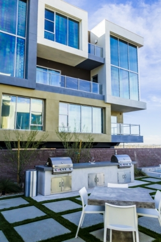 The Vantage Lofts in Henderson have been sold to the Bascom Group in a  $39 million deal. (John Kelly, Las Vegas Business Press)  File photo shot Feb, 2015