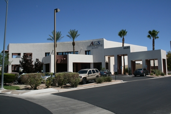 KHS&S Contractors Inc. leased 20,325 square feet of industrial space at 6680 Amelia Earhart Court in Las Vegas.   Courtesy of Colliers International