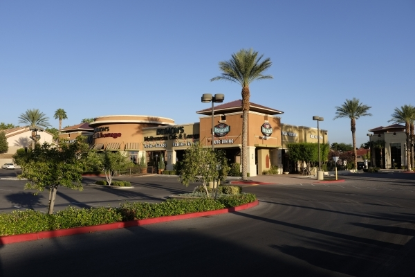 The four-building Great American Plaza retail center has been sold to KAP Holdings LLC of Hawaii for $10.85 million. (Ulf Buchholz, Las Vegas Business Press)  October 2015
