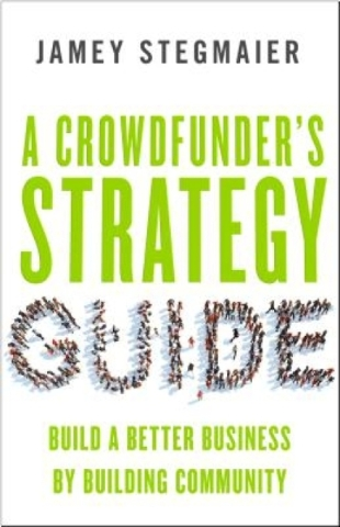 Crowdfunding strategy focus of new book
