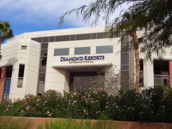 Diamond Resorts International maintains two offices in the Summerlin area, inluding this one on West Charleston Boulevard. (Craig A. Ruark/special to the Las Vegas Business Press)