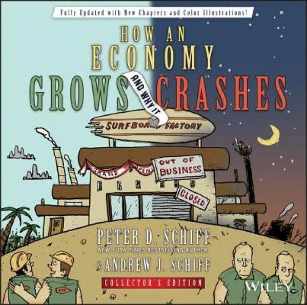 How an Economy Grows and Why it Crashes DEC 2015