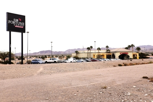 Casino sale complete The $15.4 million sale of Club Fortune Casino on Racetrack Road near Boulder Highway in Henderson to Nevada Gold closed on Nov. 30. (Ulf Buchholz/Las Vegas Business Press)  De ...