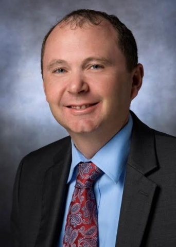 Terry Shirey, president and CEO of Nevada State Bank,