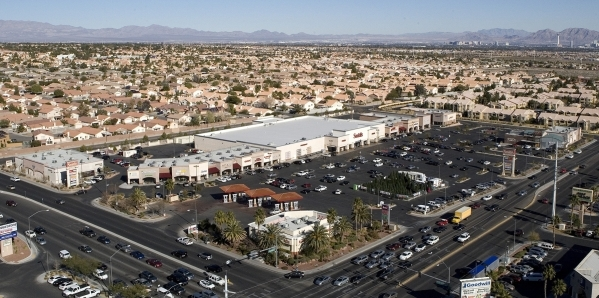 A Florida investment firm has paid $20 million for a retail center at South Fort Apache and West Flamingo Road. (Courtesy)