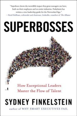 Books explore superbosses, dealing with 'crazy' people