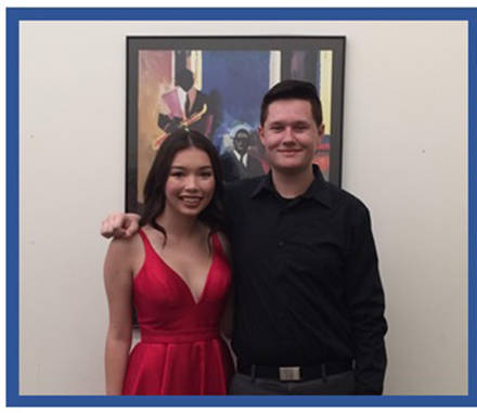 Las Vegas Philharmonic and Cox Las Vegas congratulated the winners of the 2016-17 season Cox Communications Young Artists' Concerto Competition March 4 on Reynolds Hall stage at The Smith Center ...