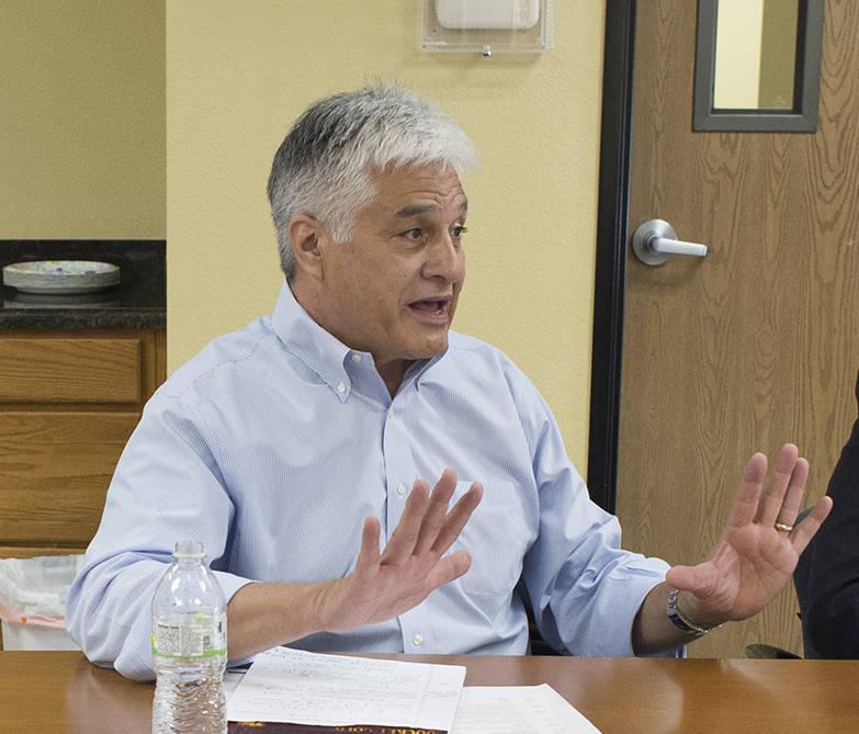 Albert Jacquez Director,  NCLR's Policy Analysis Center