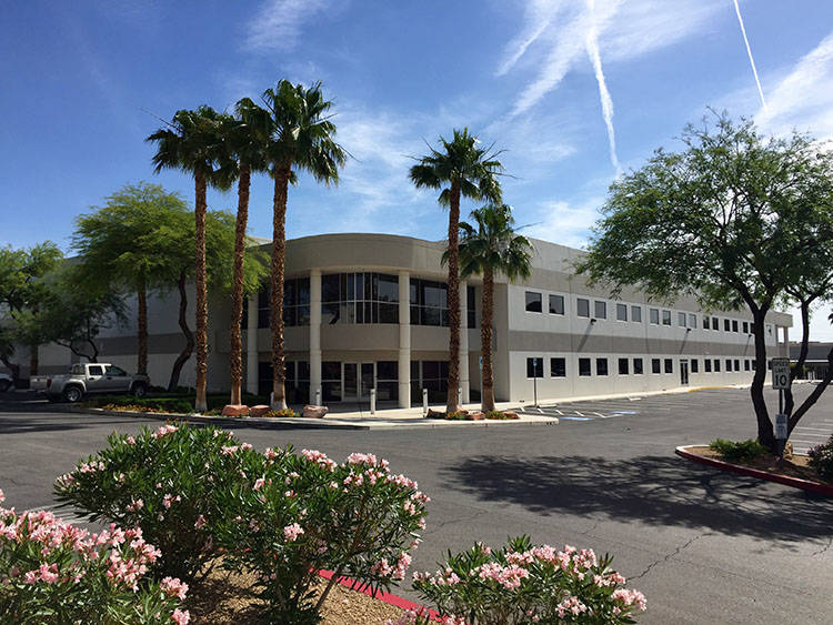 Courtesy eCig Distributors Inc. recently leased 33,810 square feet of industrial space in Paradise Airport Center at 1100 Palm Airport Drive.