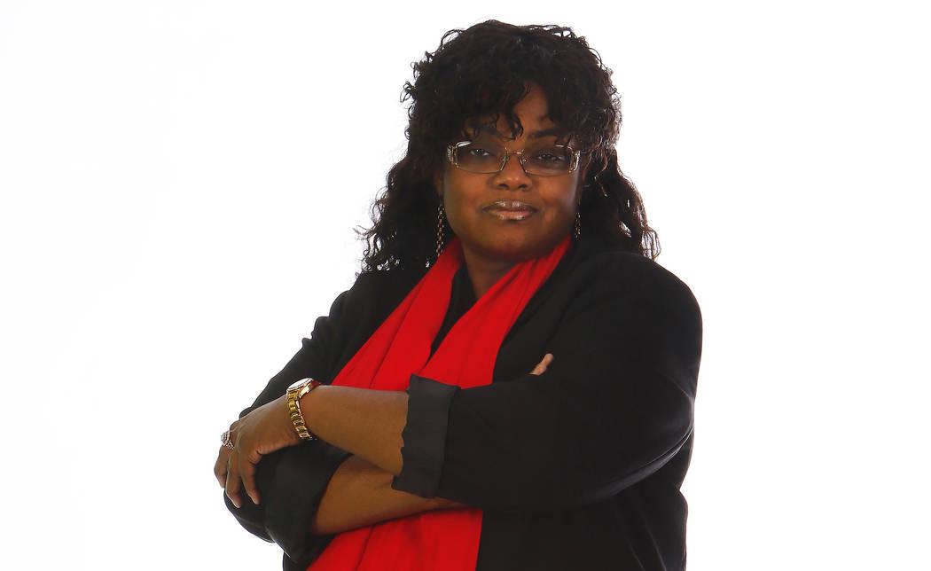 Monique Harris, executive director of Southern Nevada Children First. (David Guzman/Las Vegas Business Press)