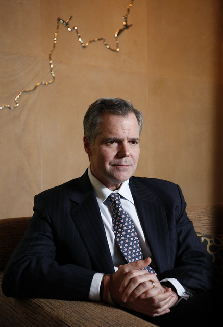 Jim Murren Chairman and CEO of MGM Resorts International