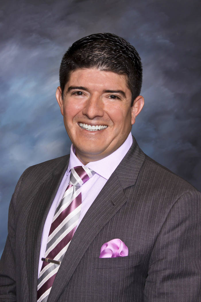 Omar Lopez, Berkshire Hathaway Home Services Nevada Properties