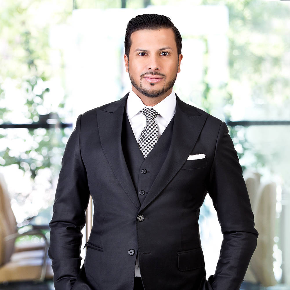 Farhan Naqvi named Super Lawyers Rising Star for fourth consecutive year (Courtesy)