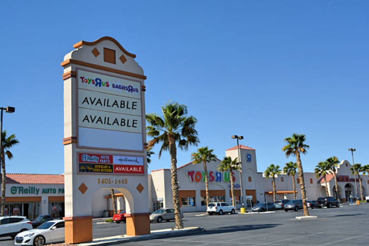 Courtesy BBQ Galore recently leased 7,500 square feet of retail space in Crossroads at Sunset Shopping Center at 1445 W. Sunset Road, Suite 105 in Henderson.