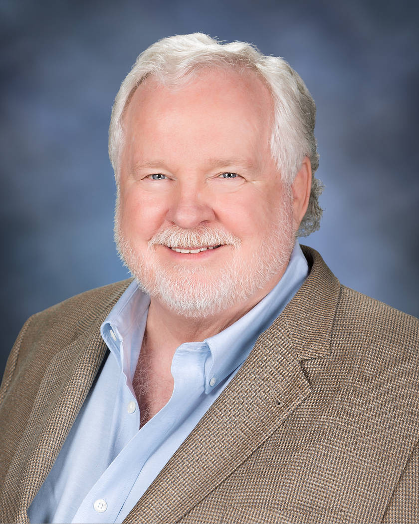 Bill Curran, chairman of the board of Nevada Legal Services and senior counsel at Ballard Spahr LLP. (Courtesy Photo).