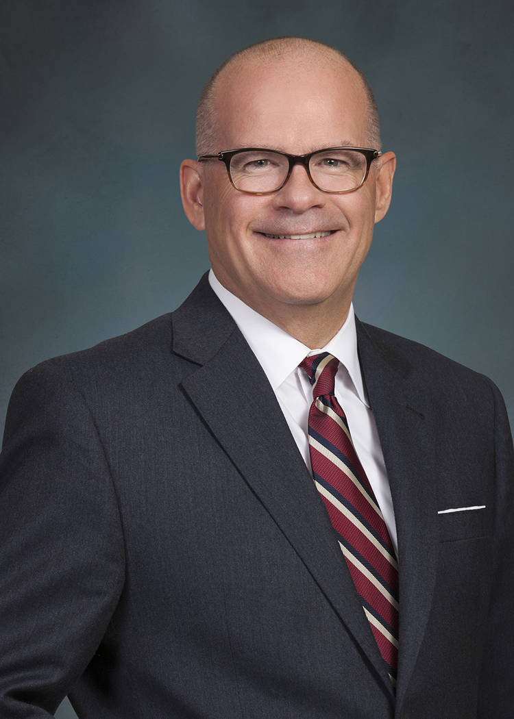 Dan Waite was among 10 attorneys from the Las Vegas office of Lewis Roca Rothgerber Christie LLP recently recognized for pro bono service during the firm's annual pro bono awards luncheon. (Cour ...
