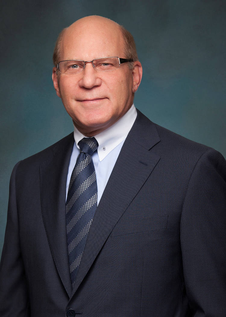 Howard Cole was among 10 attorneys from the Las Vegas office of Lewis Roca Rothgerber Christie LLP recently recognized for pro bono service during the firm's annual pro bono awards luncheon. (Co ...