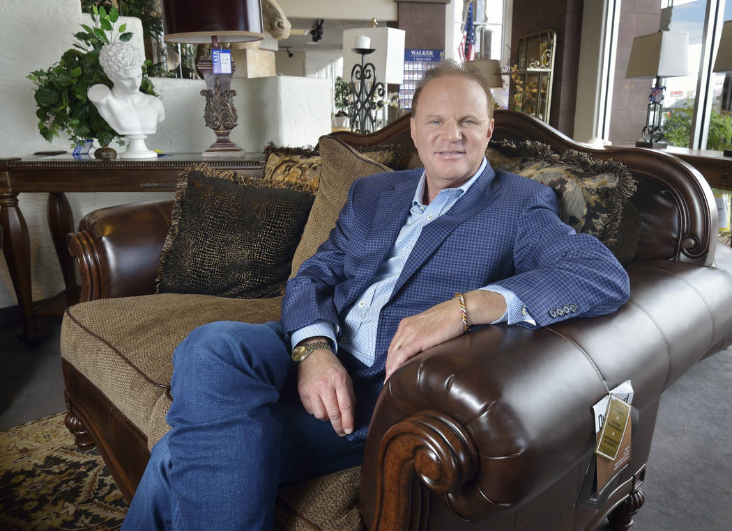 Walker Furniture CEO Larry Alterwitz said his company is building a second location in the southwest valley. Construction is expected to start by the end of the summer on the 150,000-square-foot s ...