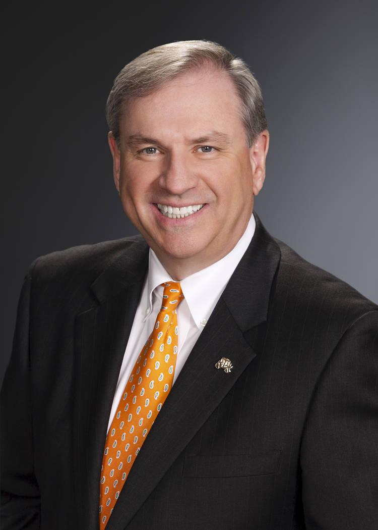 Kirk Clausen Wells Fargo Nevada region president.