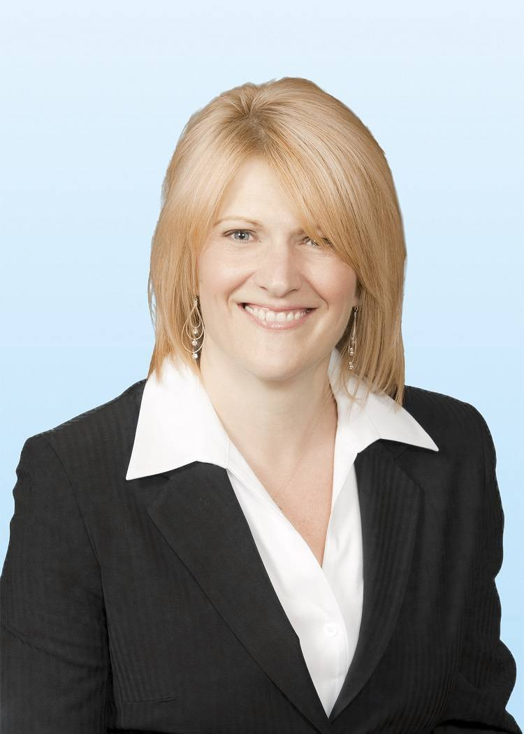 Patti Dillon, senior vice president in Colliers International Las Vegas' office division, earns SIOR designation