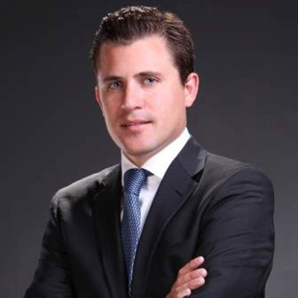 Eric Aldrian of Wynn Resorts is a new addition to Three Square Food Bank's board of directors..