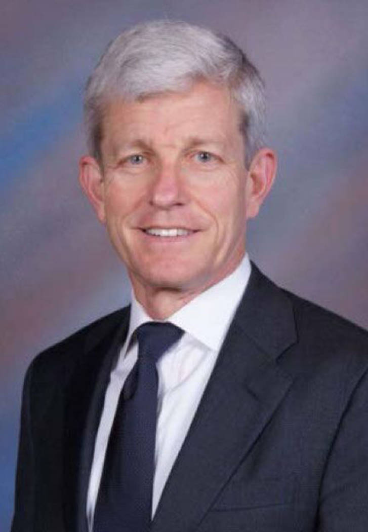 Richard Broome of Caesars Entertainment is a new addition to Three Square Food Bank's board of directors.