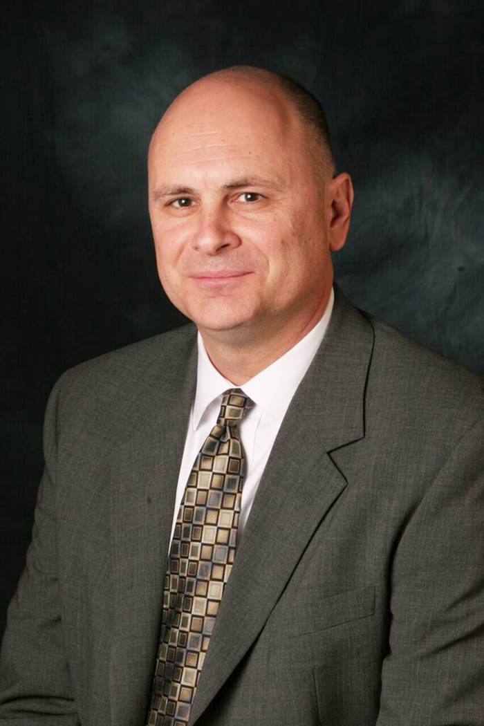 Doug Christensen of Wells Fargo Bank is a new addition to Three Square Food Bank's board of directors.