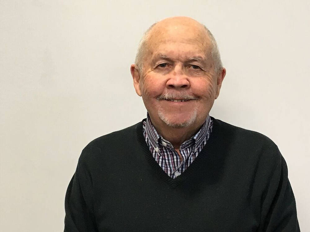 Richard T. Crawford of the Crawford Group is a new addition to Three Square Food Bank's board of directors.