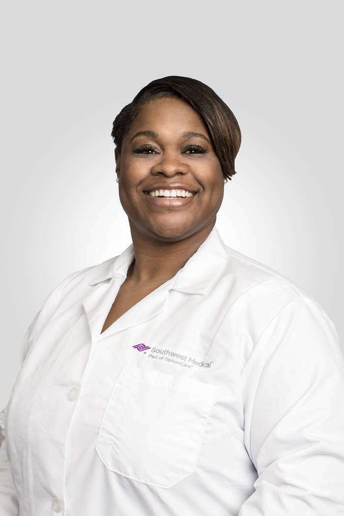 Southwest Medical Associates has added Tiana Hubbard as a health care provider. Hubbard joins Southwest Medical's Tenaya Health Care Center, specializing in adult medicine.