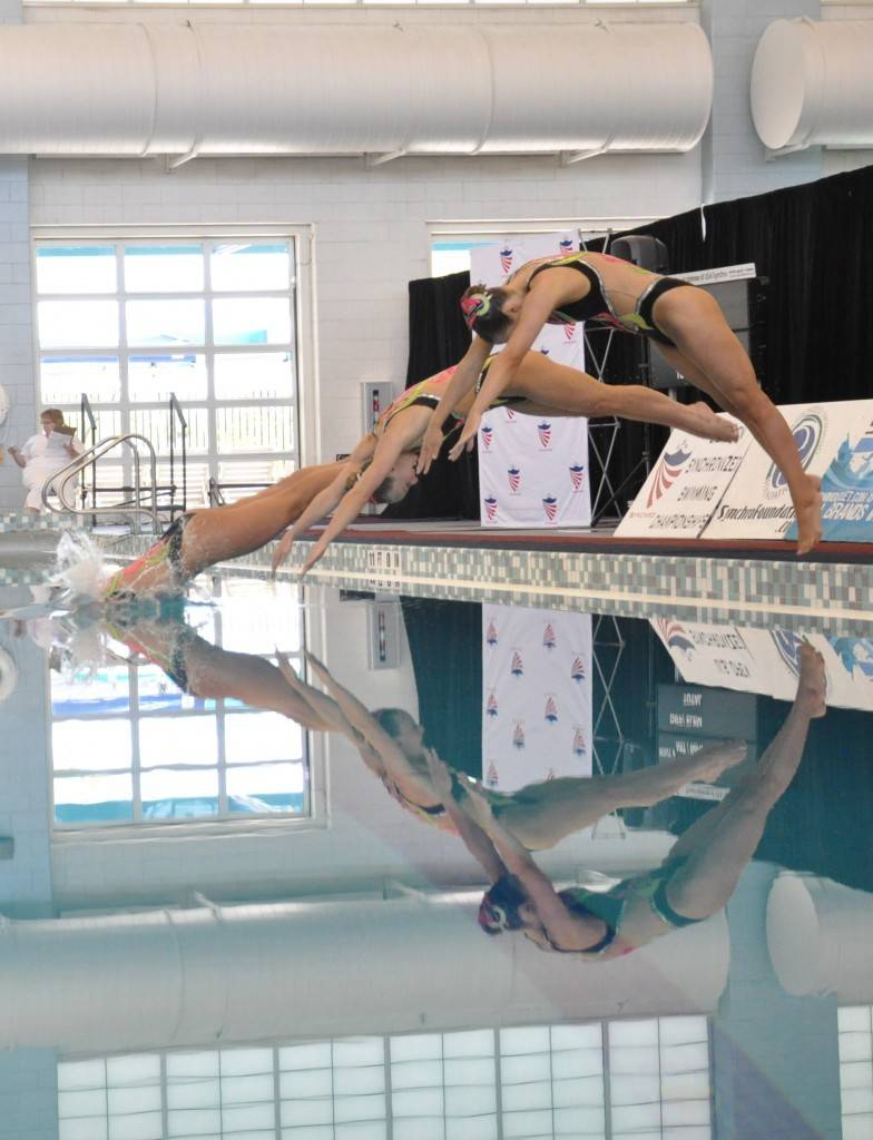 The United States Synchronized Swimming Junior & Senior Open Championship, was hosted at Henderson's Heritage Park Aquatics Center in 2012 and 2014. The event is the second most important nati ...