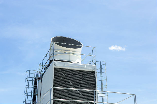 The chemicals used in air conditioning face regulations