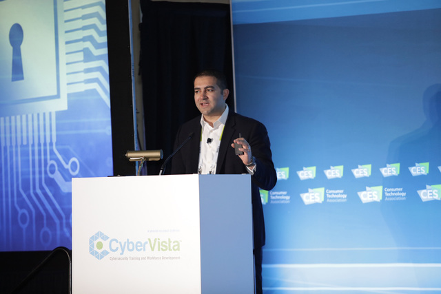 CyberVista addresses cybersecurity at CES