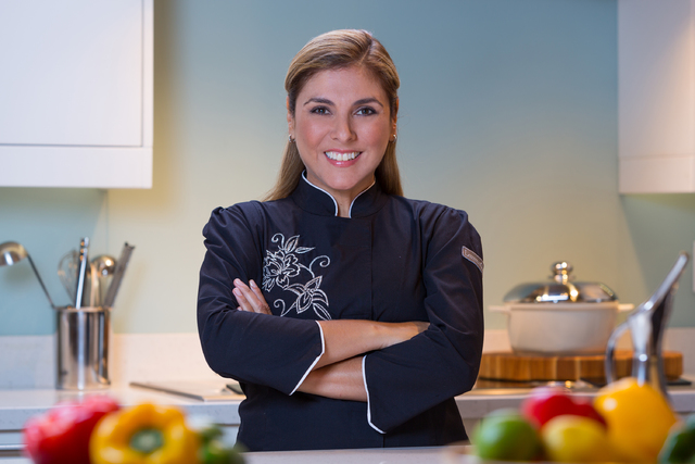 Lorena Garcia will be the first Latina head chef on the Strip when CHICA opens at the Venetian this spring. Photo: courtesy.