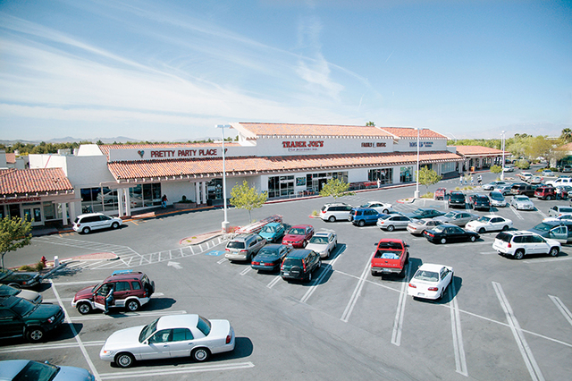 Colliers International agents recently closed two leases at Green Valley Plaza in Henderson.