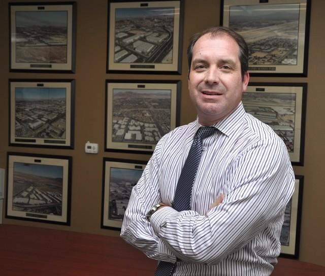 John Ramous leads Harsch's Las Vegas office.