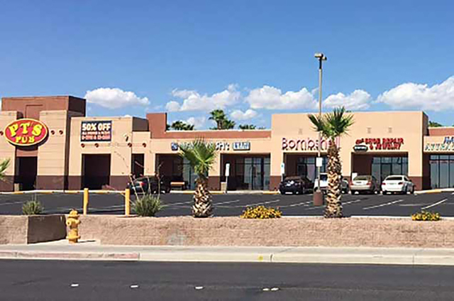 Tasty Temptations Cafe N Bakery recently leased 2,000 square feet of retail space in the Parkview Plaza Shopping Center at 3935-3955 S. Durango Drive in Las Vegas. (Courtesy)
