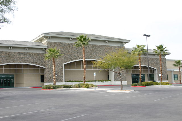 Crossroads Plaza LV LLC paid $24.25 million to purchase a 115,000-square-foot shopping center at 4955 S. Fort Apache Road.