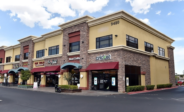 Washington Federal recently leased retail space at Park Place Shopping Center. Courtesy.