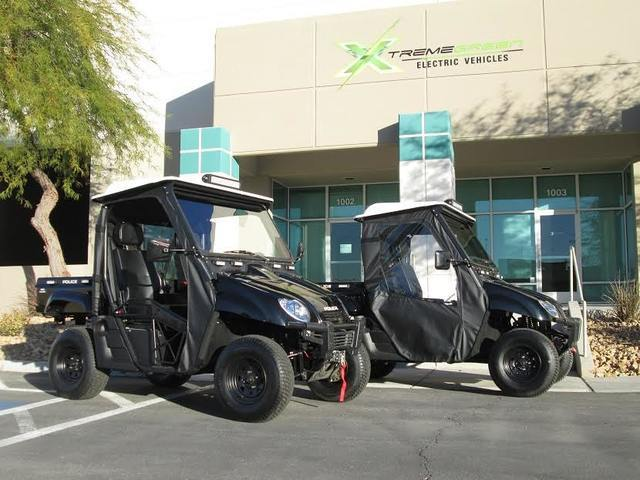 Xtreme Green Vehicle's UTV Transport Pro. (Courtesy Photo)