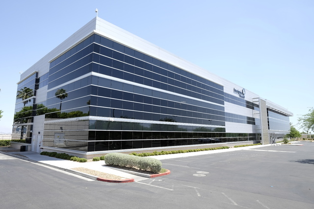 American Homes 4 Rent recently purchased 99,600 square feet of office space at 280 Pilot Road in the Hughes Airport Center. Ulf Buchholz/Business Press.