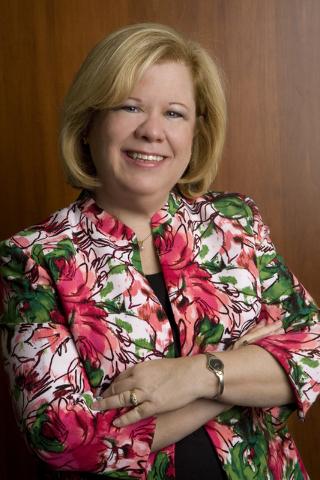 Debbie Donaldson Publisher of the Business Press
