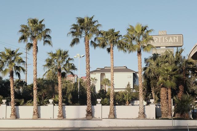 The Artisan Hotel at Sahara and Highland Drive. Ulf Buchholz/Business Press