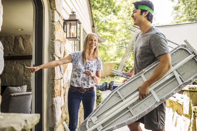 Bellhops, which generally serves those living in one- to three-bedroom residences, provides a lower-cost alternative than many traditional moving companies.
