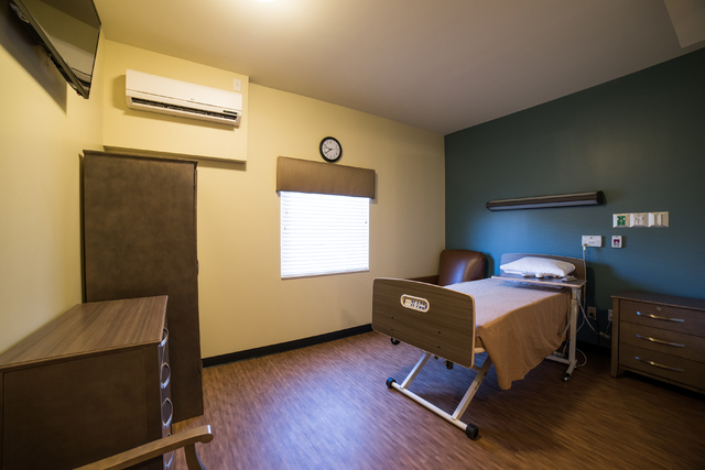 Expansion has created new in-patient bed space allowing Kindred Hospitals to handle more rehabilitation cases. (Courtesy)
