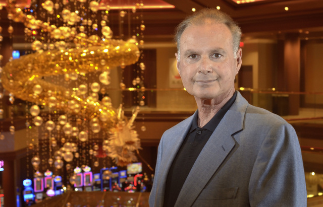 Lucky Dragon CEO and managing partner Andrew Fonfa readies the Strip casino-hotel for its  Dec. 3 grand opening. (Bill Hughes/Las Vegas Business Press)