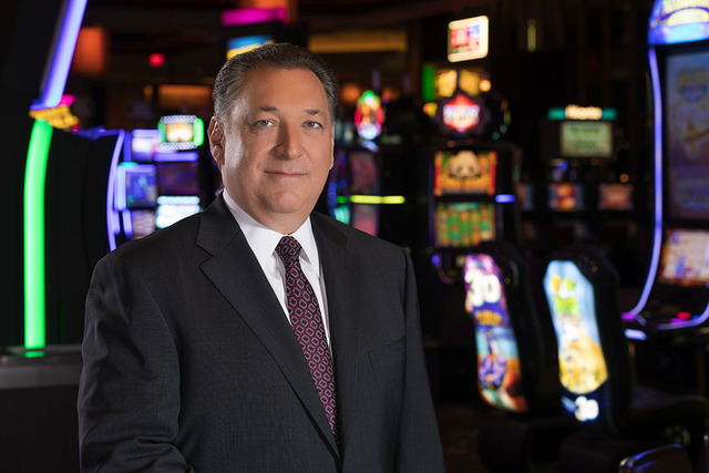 Keith Smith, president and CEO of Boyd Gaming.